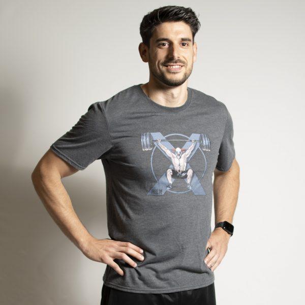 Camiseta crossfit pukie snatch