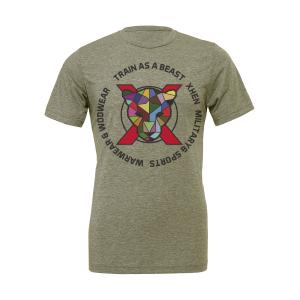 camiseta Beast hombre